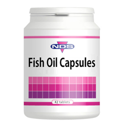 NDS Fish Oil Capsules